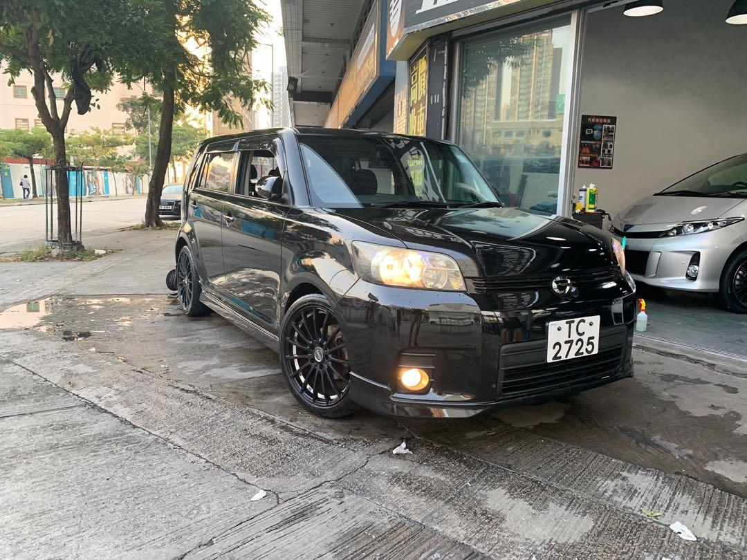 TOYOTA BB Rumion 1.5 2007