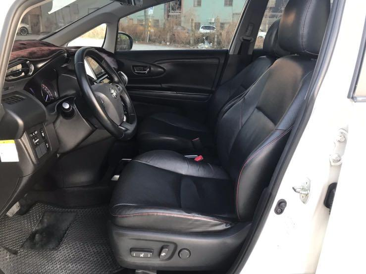 Toyota Wish 2014年 I key hid