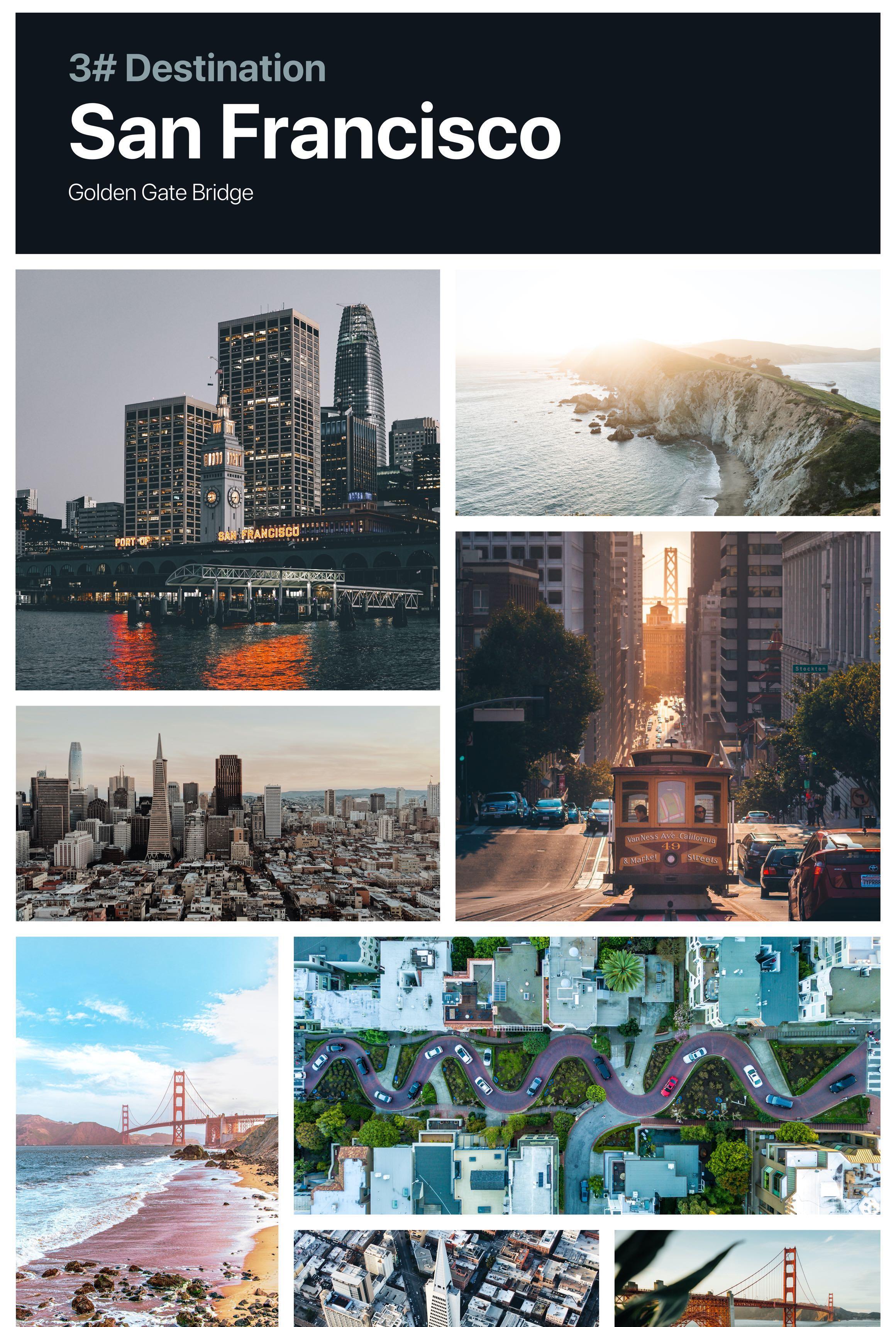 Travel ke United States of America