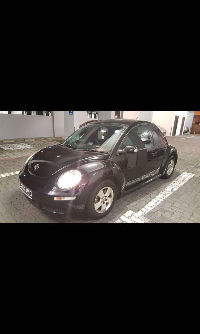 Volkswagen Beetle Volkswagen new beetle 1.6A  Auto