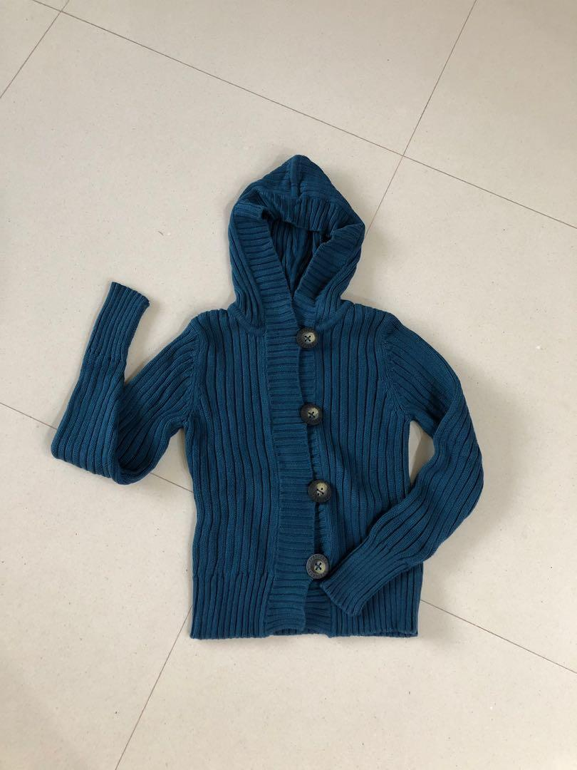 Winter wear for girls - Jacket, sweater, pullover