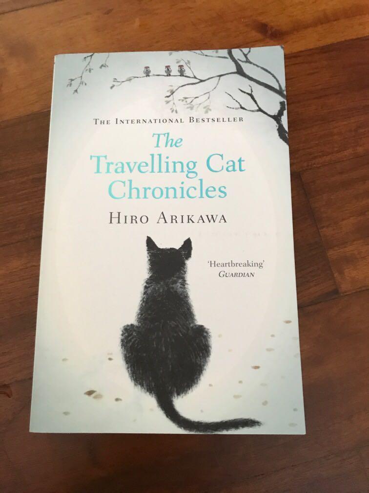 Wonder, travelling cat chronicles, origin