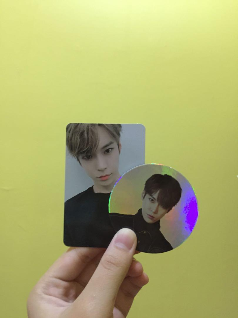 [WTS] DOYOUNG SUPERHUMAN PC SET (price can go down to RM40)