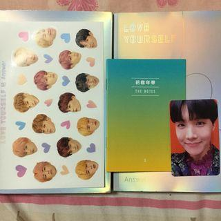 BTS LY ANSWER S VERSION