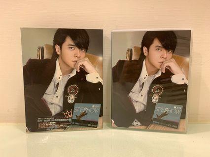 羅志祥 SPESHOW愛*轉角冠軍特別版CD+DVD
