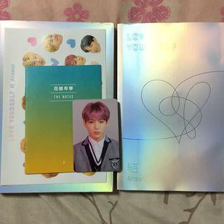 BTS LY ANSWER L VERSION