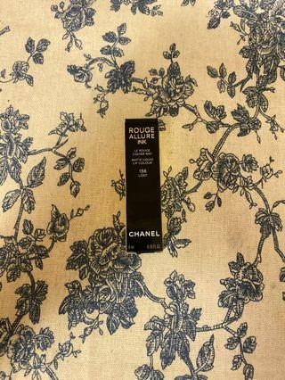 Chanel 唇露156 lost