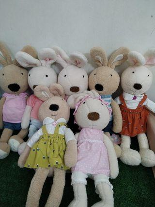 ORI BUNNY RABBIT COLLECTION