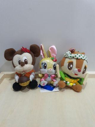 Disney Minnie and friends set