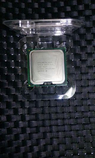 Intel 4 core CPU Q9550  LGA775