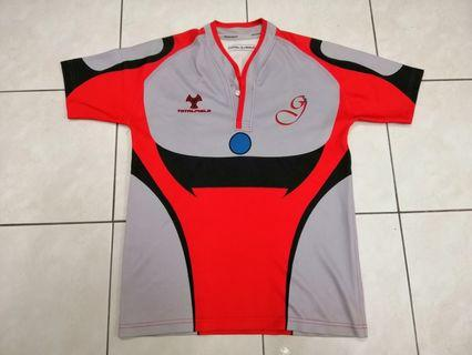 Rugby jersey total field