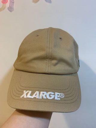 Xlarge 卡其 老帽 棒球帽