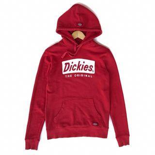 Hoodie Dickies Merah