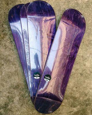 Blank Skateboard