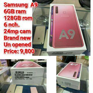 Samsung  A9 6GB ram 128GB rom