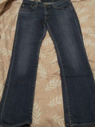 Celana panjang jeans  adriano goldschmied