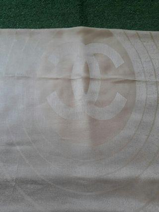 Authentic Chanel Shawl Scarves Scarf