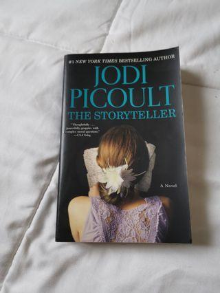 The storyteller Jodi piccoult
