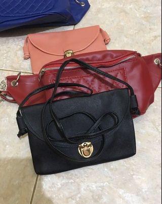 5 bag Take all 100 ribu