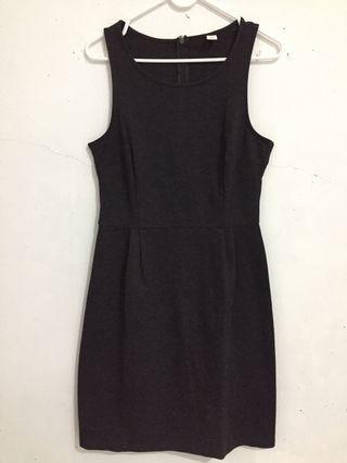 Darkgrey dress