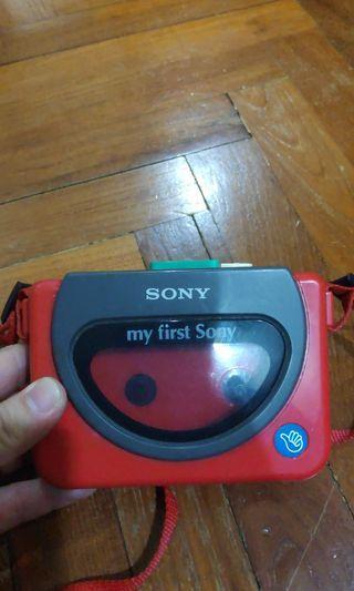 Sony Walkman collector's item