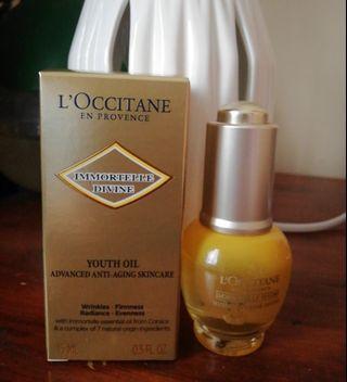 L'occitane Youth Oil