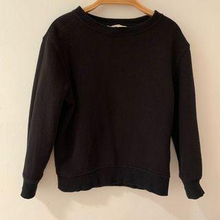 Sweater Hitam H&M kids
