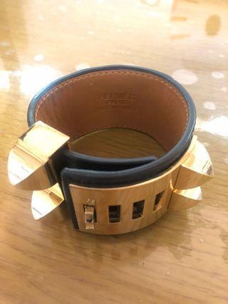 愛馬仕CDC手環 17cm