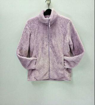 Uniqlo Fleece Jacket. Size L. Made in  Vietnam