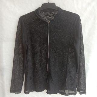 Sale 50% Lace Bomber Jacket