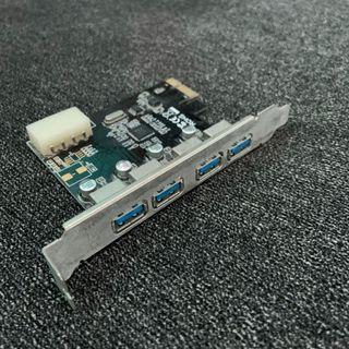 USB 3.0 PCI-E Card