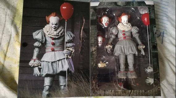 "NECA 7"" IT Pennywise The Dancing Clown (ORIGINAL)"