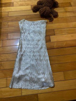 銀蔥 金縷衣 洋裝小禮服#剁手時尚