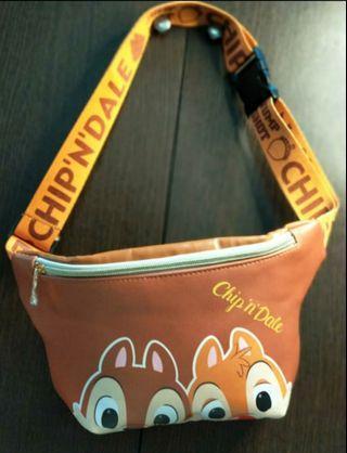 奇奇蒂蒂/可愛卡通腰包