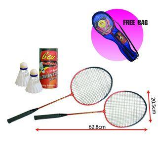 Set Badminton Kanak-Kanak