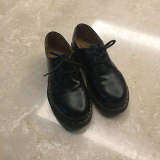 37號Dr. Martens馬丁鞋3孔