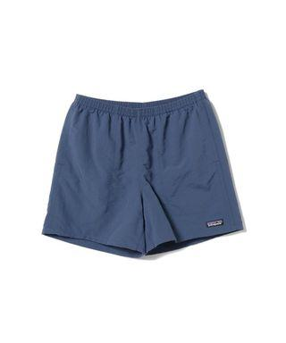 "Patagonia Men's Baggies™ Shorts - 5"" 短褲 衝浪褲 LOGO 基本款 深藍"