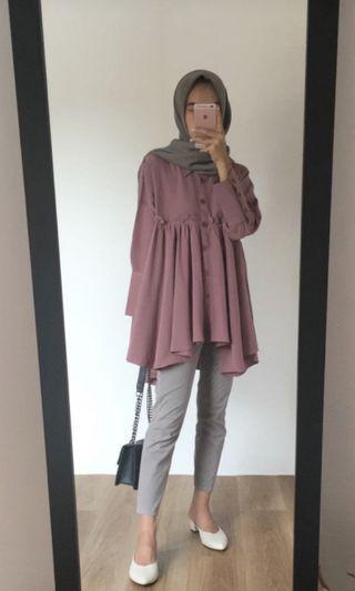 Callie blouse by yankeecloset