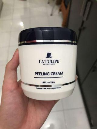 La tulip Peeling Cream