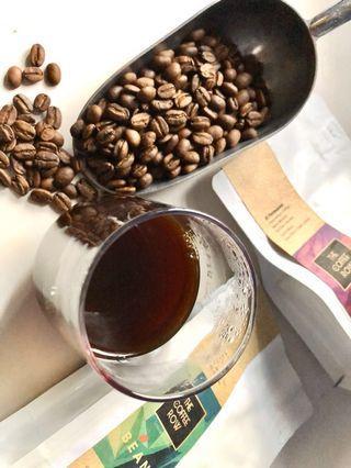 250g Roasted 'El Fermento' (Sumatra Gayo) by The Coffee Row