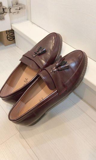 經典流蘇樂福鞋