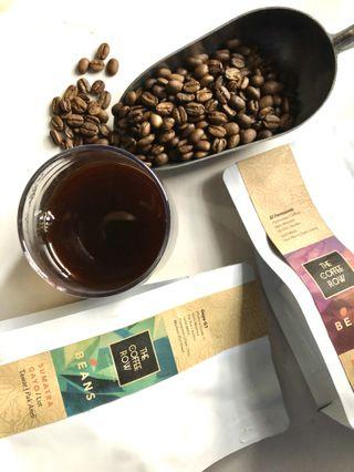 250g Roasted 'El Caracol' (Sumatra Gayo) by The Coffee Row