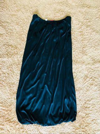 Lux Dress Satin Silk