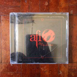 AFI - Sing the Sorrow (2003) CD Album