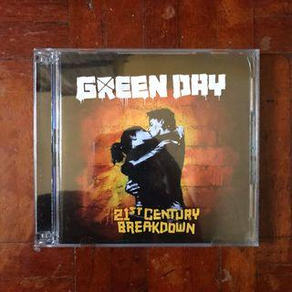 Green Day - 21st Century Breakdown (2009) CD Album
