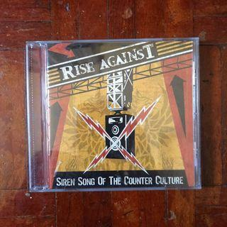 Rise Against - Siren Song of the Counter Culture (2004) CD Album