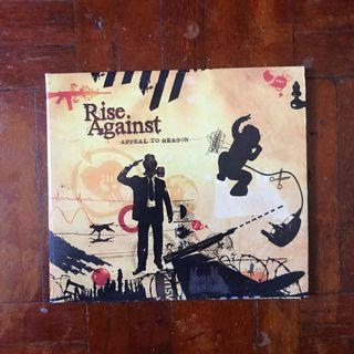Rise Against - Appeal to Reason (2008) CD Album