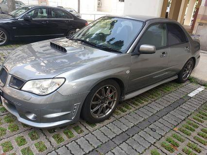Subaru V9 2.5T Singapore