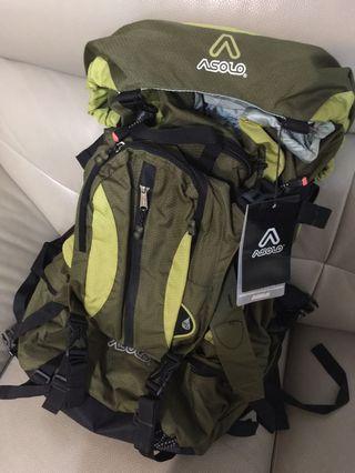 二手新品 Asolo 50升 登山包