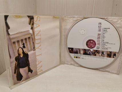 (小小斷捨離)林憶蓮 鏗鏘玫瑰 VCD